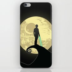 Luke's Nightmare Before iPhone & iPod Skin