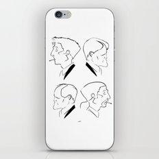 Hart & Cohle 95-12 iPhone & iPod Skin