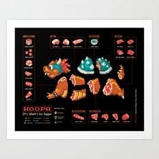 Koopa: It's What's For Supper Art Print