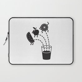 Fruit Pee Laptop Sleeve