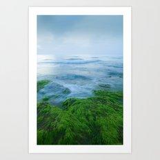 Greenfield Art Print
