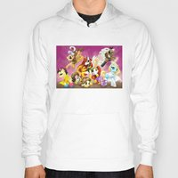 mlp Hoodies featuring MLP X-Women by Kimball Gray