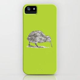 Kiwi Bird iPhone Case