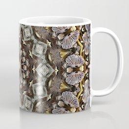 Mushroom mandala 5 Coffee Mug
