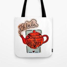 Ohlala Tote Bag