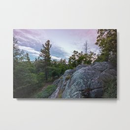 Sugarloaf Mountain | Upper Peninsula | Marquette, Michigan | John Hill Photography Metal Print