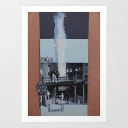 conquista Art Print