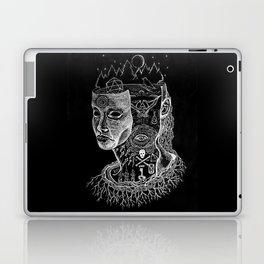 Secrets of Your Skull Laptop & iPad Skin