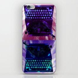 tripwriter iPhone Skin