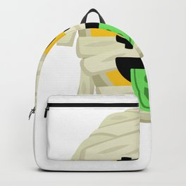 mumy dollar Backpack