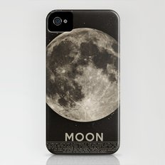 The Moon iPhone (4, 4s) Slim Case