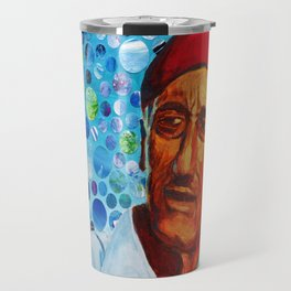 Jacques Cousteau Travel Mug