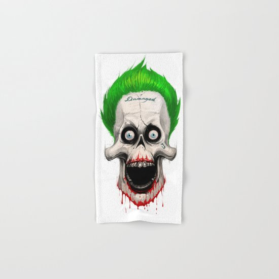 joker Hand & Bath Towel