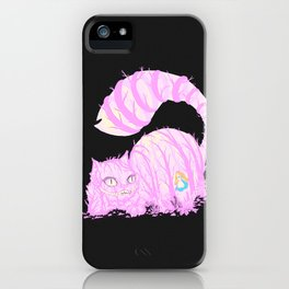 Cheshire Cat iPhone Case
