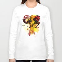 fullmetal Long Sleeve T-shirts featuring Alchemy by Coffeewatson