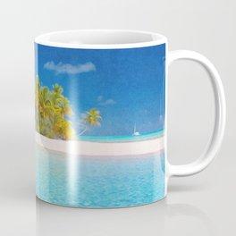 Polynesian paradise Coffee Mug