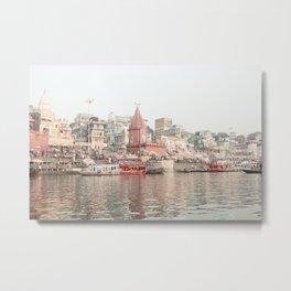 Varanasi  Metal Print