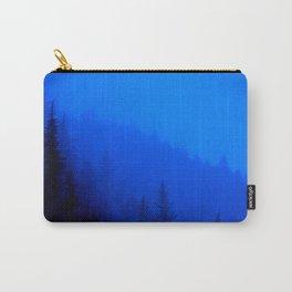 Blue Mist - Kenai Peninsula, Alaska Carry-All Pouch