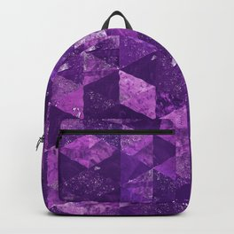 Abstract Geometric Background #35 Backpack