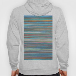 Colorful lines summer pattern Hoody