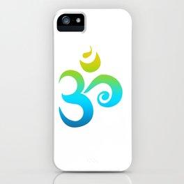 Om Symbol iPhone Case