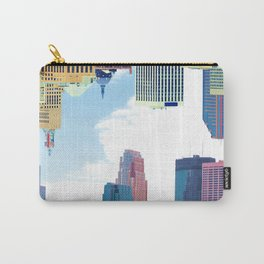 Twin Cities Minneapolis and Saint Paul Carry-All Pouch