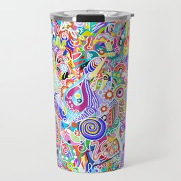 No Ugly Colors Travel Mug