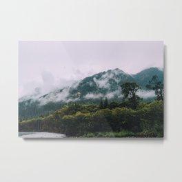 Elwha River - Olympic National Park Metal Print