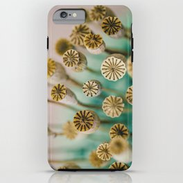 Poppy Pods iPhone Case