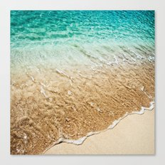 Virgin Islands Canvas Print