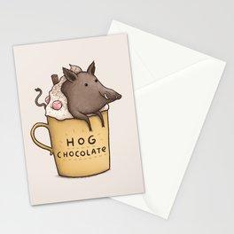 Hog Chocolate Stationery Cards