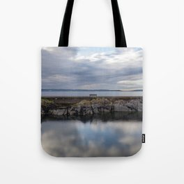 A peaceful view Tote Bag