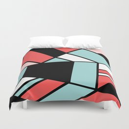Abstract #854 Duvet Cover