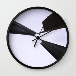 Aim Wall Clock