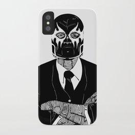 SOLAR SQUAD MAN 2 iPhone Case