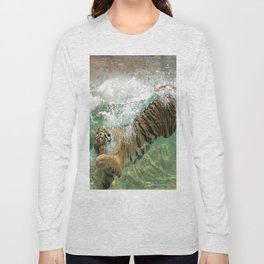 The Plunge Long Sleeve T-shirt