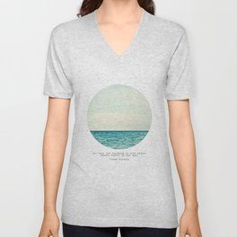 Salt Water Cure Unisex V-Neck