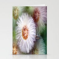 dandelion Stationery Cards featuring Dandelion by Laake-Photos