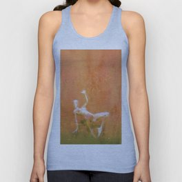The Dancer by MB Unisex Tank Top