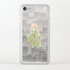 Eva Clear iPhone Case