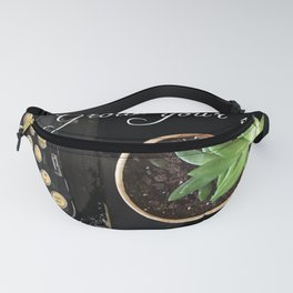 Grow Your Story Fanny Pack