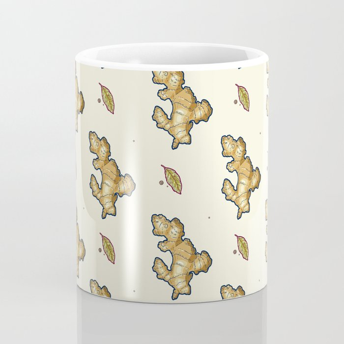 ginger root power Coffee Mug