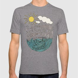 Emerson: Live in the Sunshine T-shirt