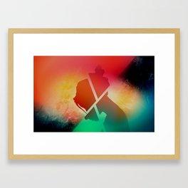 Devi Framed Art Print