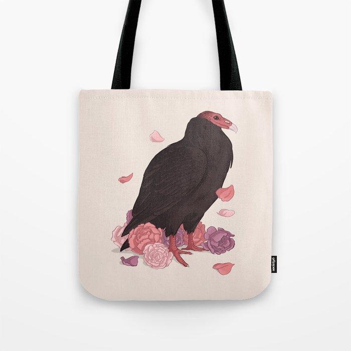Pretty Bird Tote Bag
