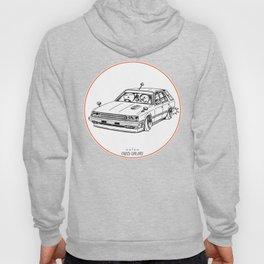Crazy Car Art 0213 Hoody