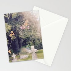Cemetery, St. John's Anglican Church, Cobble Hill B.C. Stationery Cards
