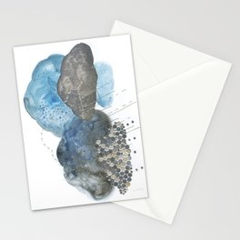 Melting Snow Stationery Cards