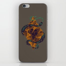 Mystic Crystal iPhone Skin