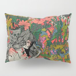 I Love You to Death Pillow Sham